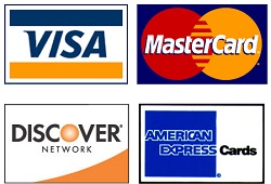 windshield replacement and auto glass service credit card payment options